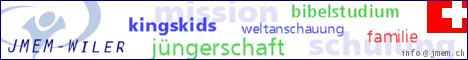 Jugend mit einer Mission (JMEM) Wiler - Schweiz